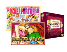 Erotické hry pro dospělé