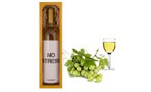 Dárkové bílé víno - NO STRESS