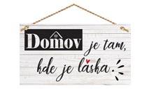 Domov je tam, kde je láska