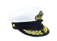 Čepice s kšiltem pro dospělé - Námořník