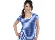 Dámské námořnické pruhované tričko