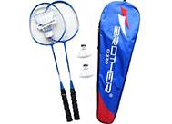 Vyzkoušejte v létě badminton
