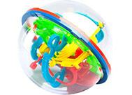 Hlavolam Intellect Ball - 118 překážek