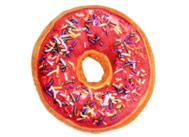Dekorační polštářek - Sladký donut