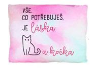Láska a kočka