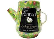 Čaj v dekorativní konvičce