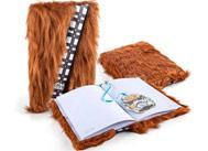 Chlupatý zápisník - Star Wars