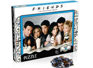 Puzzle Friends Přátelé 1000 dílků