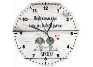 Hodiny - Čas, kdy jsme spolu