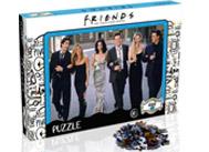 Puzzle Friends Přátelé