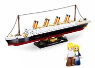Poskládejte si Titanic