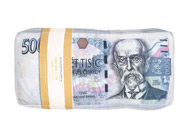 Milion v bankovkách