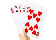 Obrovské hrací karty XL