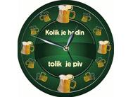 Kolik je hodin tolik je piv