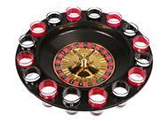 Alkoholová ruleta s panáky