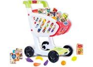 Nákupní vozík s příslušenstvím