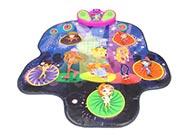 Hrací koberec - taneční podložka