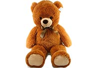 Plyšový medvěd Tonda 90 cm